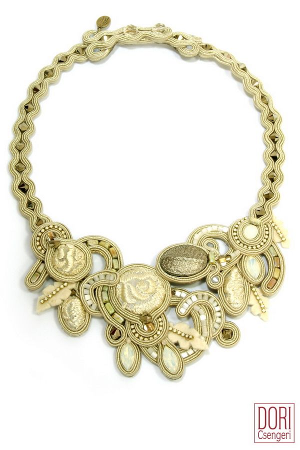 statement necklaces : Natacha Luxe Necklace