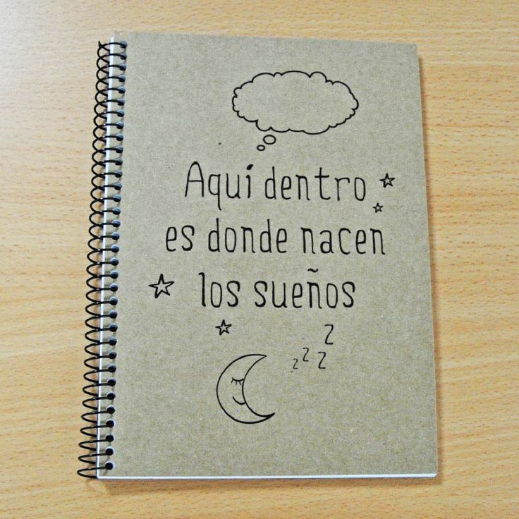 Libreta sueños | Ollo Shop Social Izan, agencia de Marketing Digital y Posicionamiento Web en Asturias - Bilbao - Santander. Especialistas en presencia Online y Marketing Social