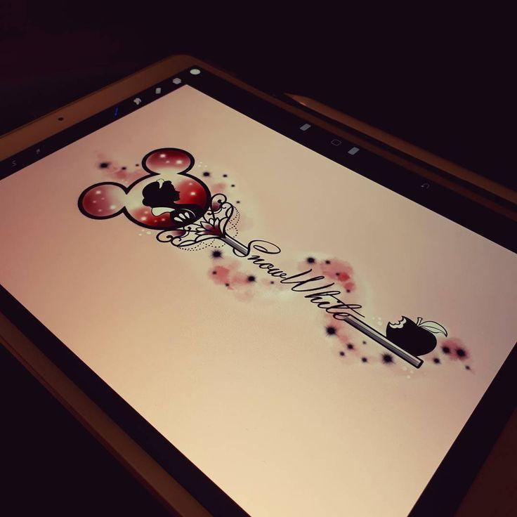 Klicke um das Bild zu sehen. #disney #disneytat #d… – #Bild #Das #disney  – zeichnen