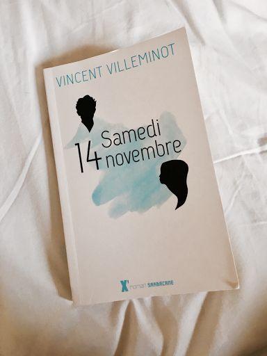 Samedi 14 novembre - Vincent Villeminot