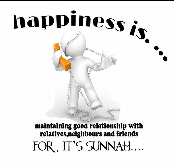 It's sunnah
