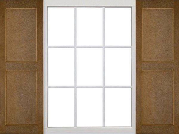 Standard Flat Panel Composite Shutters54 best Exterior Shutters images on Pinterest   Exterior shutters  . Flat Panel Vinyl Shutters. Home Design Ideas
