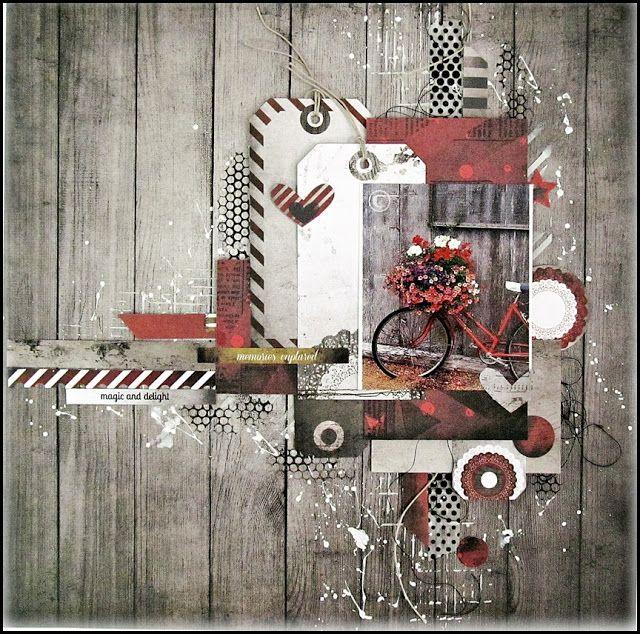 Kalalayaa's Art Stuido: 7 Dots studios -Yuletide Layout