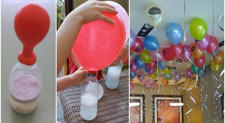 Qualunque sia l'occasione dei festeggiamenti, i palloncini non possono mancare:più ce ne sono e più sono d'effetto, soprattutto nelle feste dei più piccoli.Normalmente…