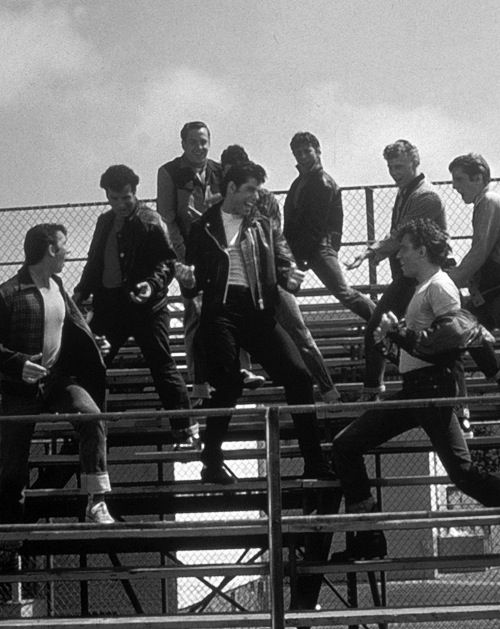 My favorite movie i love grease more than any thing