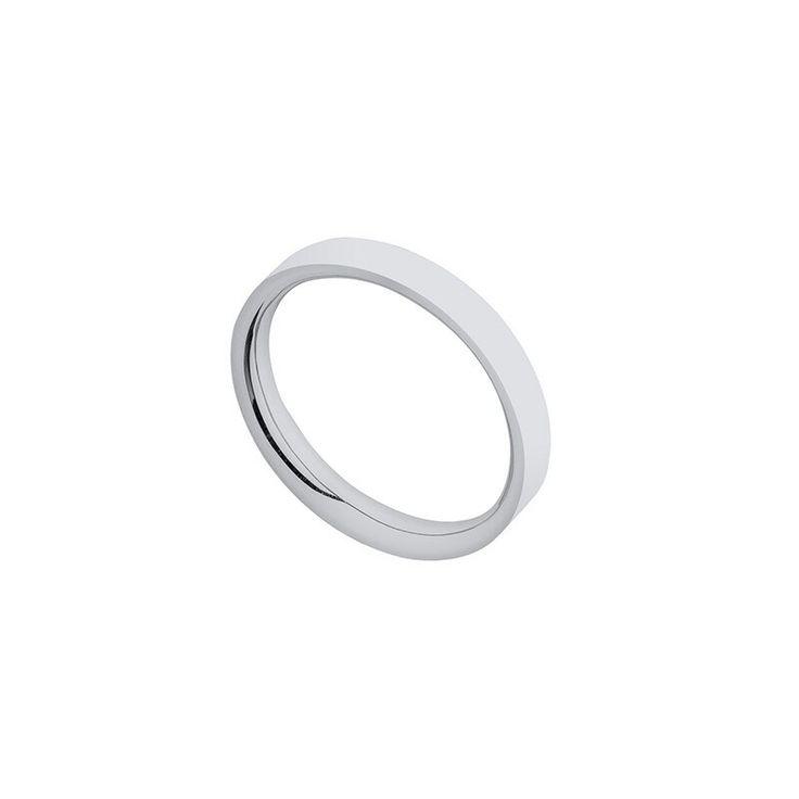 Wedding ring with platinum! Βέρα από πλατίνα!