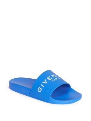 010737eb62f GIVENCHY Flat Logo Slides.  givenchy  shoes