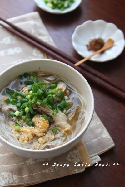 ピリ辛あったか♪そうめん。 by 柳川かおりさん   レシピブログ - 料理 ...
