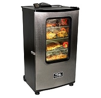 Father's Day Gift Guide: Electric Smoker with Window