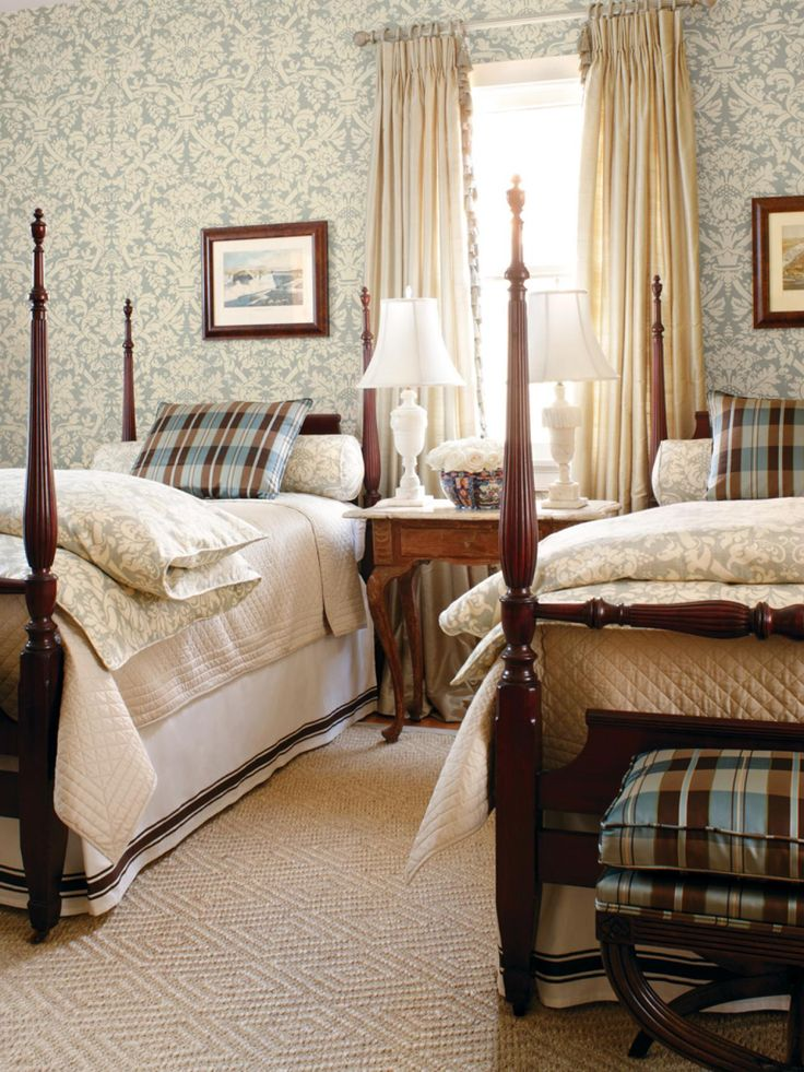 15 Tips for Turning Your Guest Bedroom Into a Retreat | Bedroom Decorating Ideas for Master, Kids, Guest, Nursery | HGTV