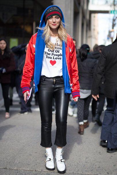 Mode-Trend: Fashion-Comeback: Weiße Stiefel - VOGUE