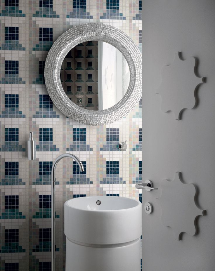 183 best images about bathroom on pinterest mosaic tiles for Bisazza bathroom ideas