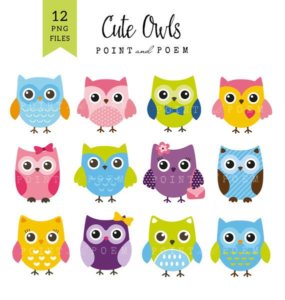 Hey, I found this really awesome Etsy listing at https://www.etsy.com/listing/223763023/owl-clip-art-owls-digital-owl-clipart