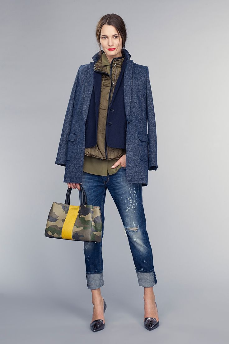 Banana Republic Fall 2015 Ready-to-Wear - Collection - Gallery - Style.com