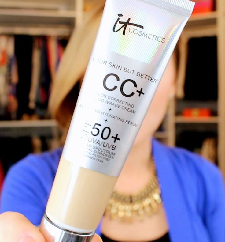 TiffanyD: The BEST BB/CC Cream EVER? $38 It's your SPF 50+ UVA/UVB Physical only sunscreen that protects against the rays that both burn your skin and age your skin. It's also your Full Coverage Color Correcting Cream and Anti-Aging Serum all in one!