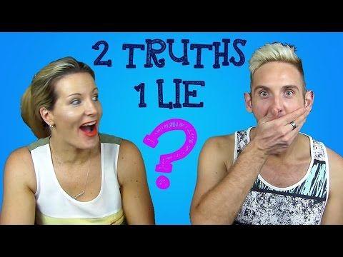 2 Truths, 1 Lie - - The ChrisO & Sammy show (S03E07)