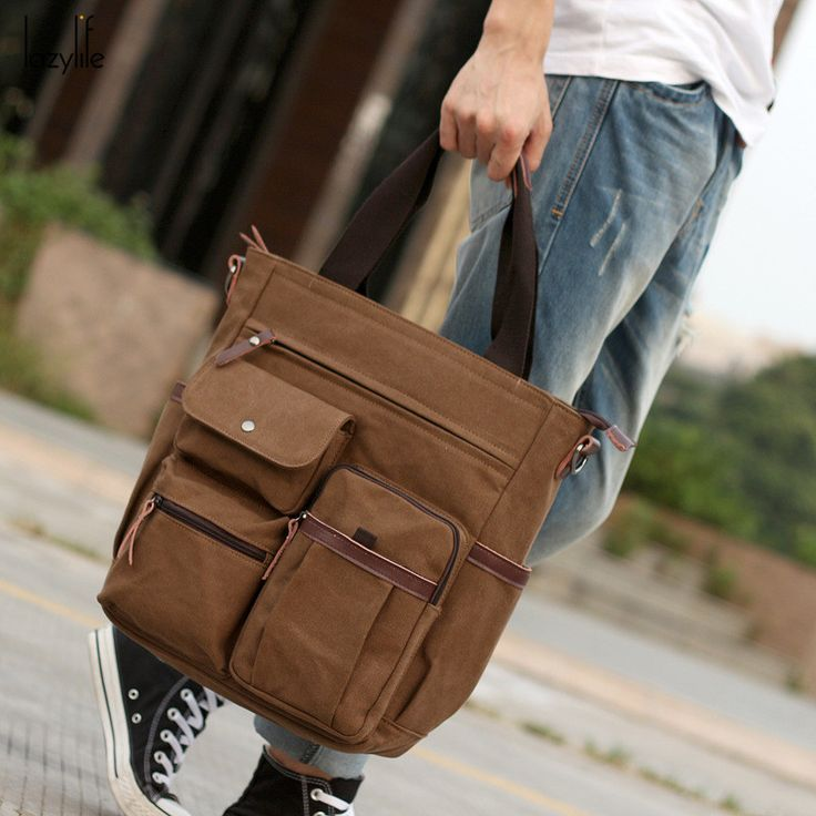 LAZYLIFE High Quality High Capacity Men Briefcase Man Bags Business Laptop Tote Bag Men's Crossbody Shoulder Bag Travel Bags Phuket ** AliExpress Affiliate's Pin. View the item in details by clicking the VISIT button