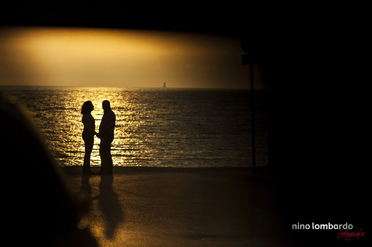 """The engagement photos are a good memory, are evidence of a love and a passion that leads to engaged couples for marriage. I realize these photoshoots makes the couple and the photographer, me, """"accomplices"""" for the wedding day! it's great;)    © www.ninolombardo.it"""