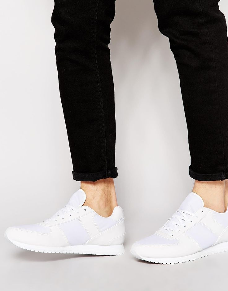 ASOS Trainers in Patent