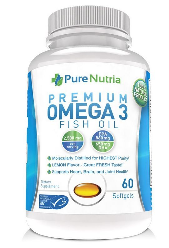 86 best health labels images on pinterest label design for Top fish oil brands