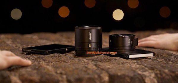 Sony prepara lente de 20.2 Megapíxeles para iPhone