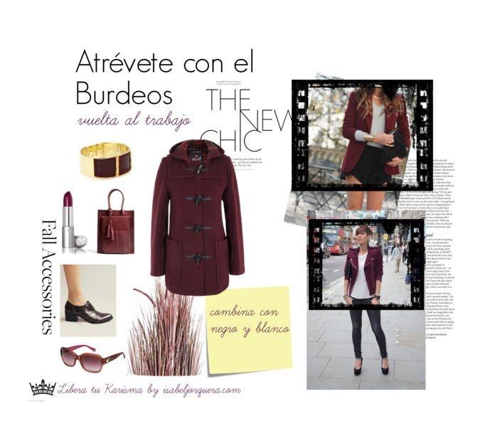 Burdeos, el color del otoño 2012