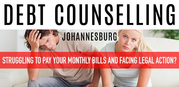 Many people in Johannesburg are finding themselves over-indebted and aggressively pursued by creditors or their agents / debt collectors. Visit our site to find out how Debt Counselling can assist these consumers. #debt #baddebt #blacklisted #southafrica