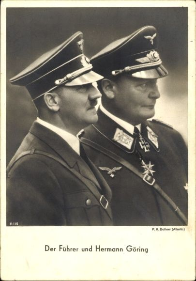 THE OSI / FBI was aware that Hitler made it out of Germany and was in South America...where he lived under an assumed name with a shaven face. The Hunting Hitler program on Discovery is clearly showing evidence to support this ! The Nazis were also in Antarctica by the thousands. We never really them routed out of there... so I wonder what happened to that group?