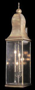 9275 Marquis Large Wall-mounted Lantern Framburg Lighting by Framburg Lighting. $1072.00. The mere height of these lanterns makes them unique and eye catching. It also allows us to stagger the candles in a more appealing configuration and allows for a better emission of the light. The distressed glass refracts the bulb filament and produces a unique Old World feel that is usually found on only the most expensive renovations and commercial projects. All the metal co...