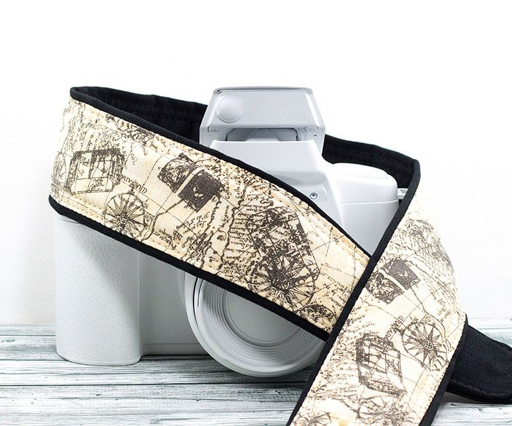 how to put on strap on canon camera