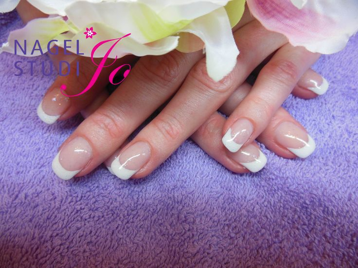 French White met glitters