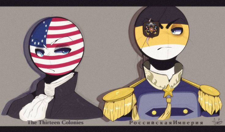 The Thirteen Colonies and The Empiren Russian [CH] by ...