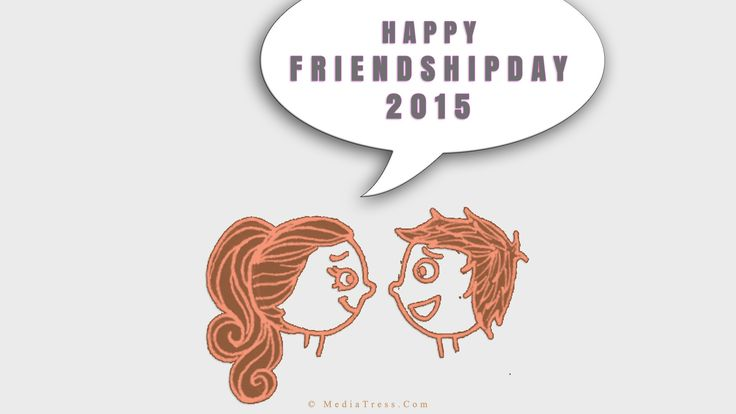 National Friendship Day 2015