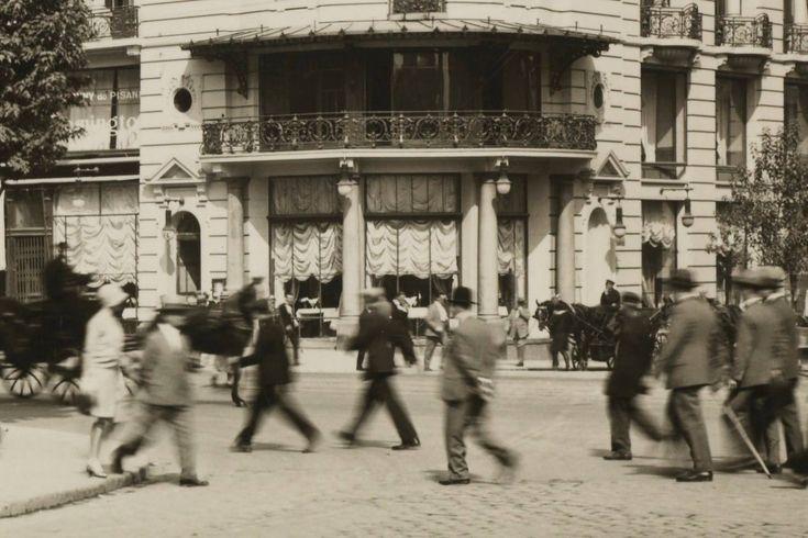 Warszawa - hotel Bristol (lata 30. XX w.)