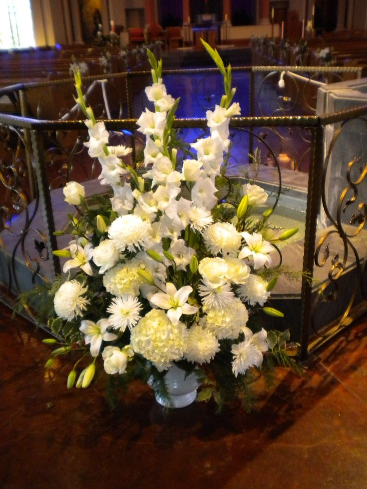 204 Best Church Wedding Decorations Images On Pinterest