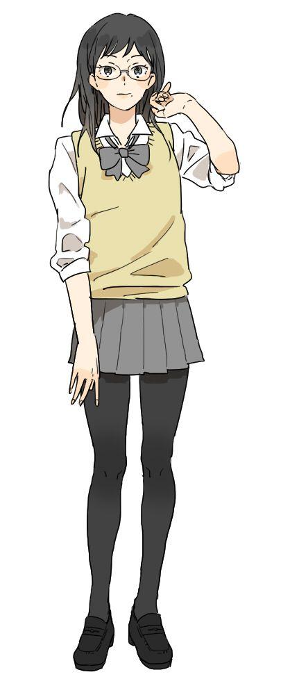Shimizu Kiyoko - Haikyuu!! / HQ!!