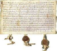 Gründung der Schweiz - Bundesbrief von 1291