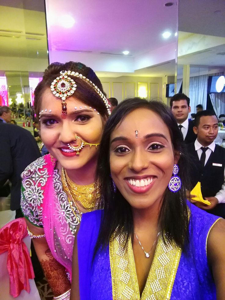 To the cousin who got down from the stage from her rituals as bride to just give me a bear hug knowing what has happened, thank you Reshmi! Tto the cousin I grew up with lots of pillows fights and tickle wars with, blessed married life my dear!