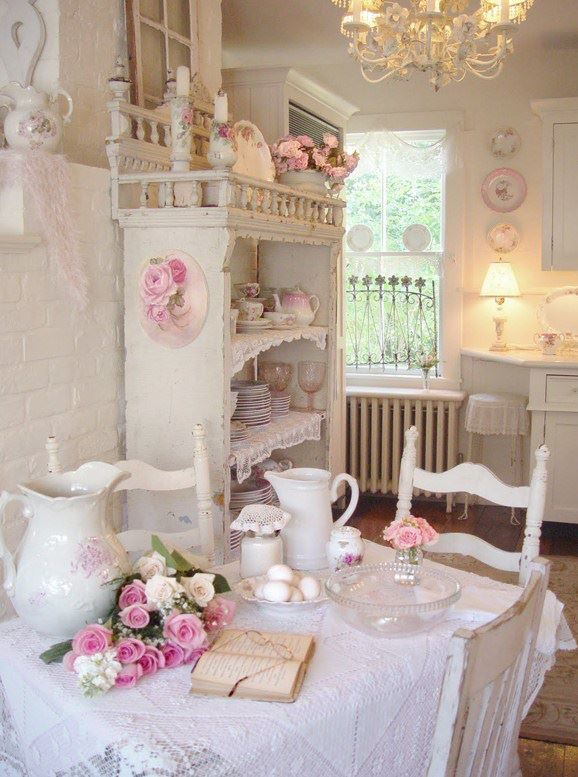 245 best SHABBY images on Pinterest Shabby chic decor, Home - küche shabby chic