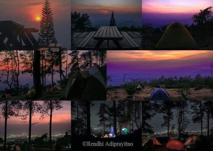 Bumi Perkemahan Mawar - Lereng Gunung Ungaran, Jawa Tengah