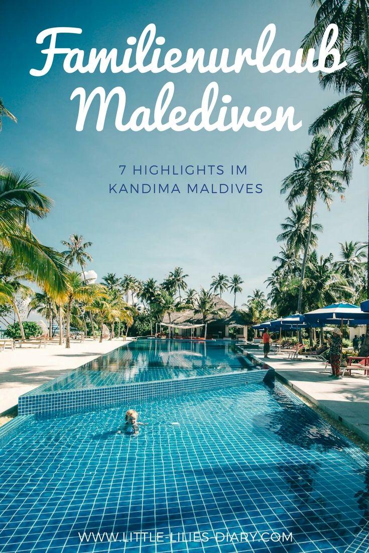 Auf der Suche nach günstigem Malediven Urlaub mit viel Spaß & Action für die ganze Familie? Ich empfehle euch, das Kandima Maldives mit Kind zu bereisen. Im Blogpost auf www.little-lilies-diary.com erfahrt ihr alles über diesen grandiosen Familienurlaub auf den Malediven!