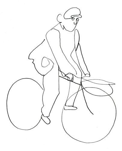 Cyclist (2010) / by Clemens Habicht