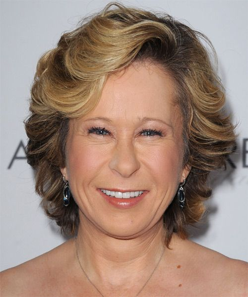 Yeardley Smith - Formal Short Wavy Hairstyle