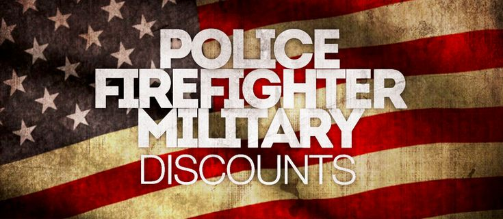 11 fantastic discounts for law enforcement officers