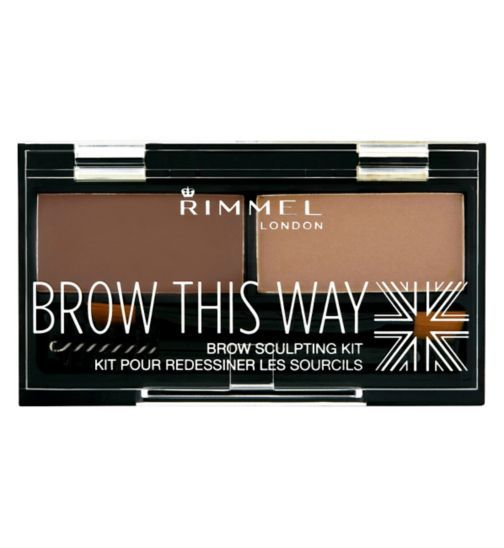 Rimmel London Brow This Way Eyebrow Kit.  Love this!!