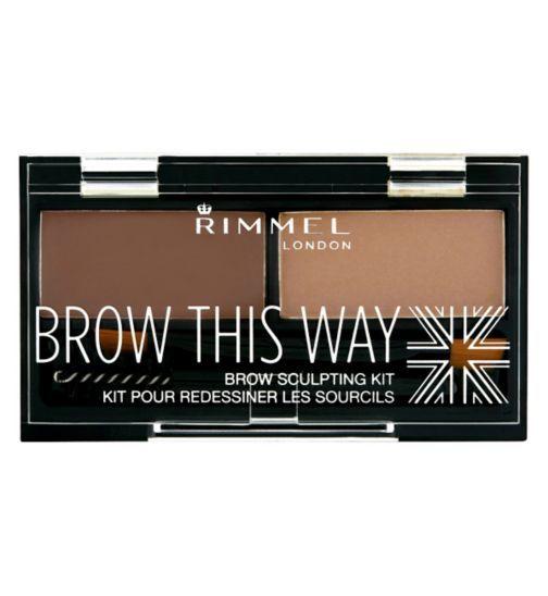 Rimmel London Brow This Way Eyebrow Kit.  Love this!!