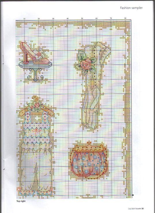 Gallery.ru / Фото #32 - Cross Stitch Favourites-2013 Spring - Chispitas