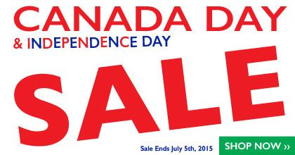 Canada & Independence Day Sale till July 5th, 2015: http://www.naturebumz.com/clearance-sales-specials.html