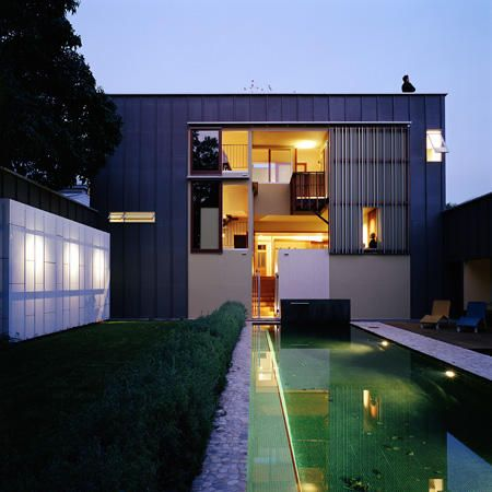 MM House (2003), Brisbane, Architect: Donovan Hill, Photograph: Jon