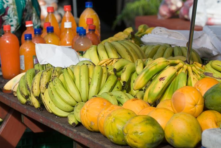 Local produce avaliable around the island and at the famous Punanga Nui Markets